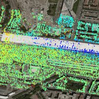 Bologna station_InSAR measurements
