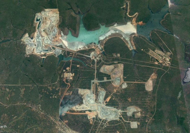 Lumwana mine