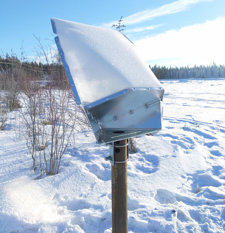 Corner Reflector for InSAR monitoring