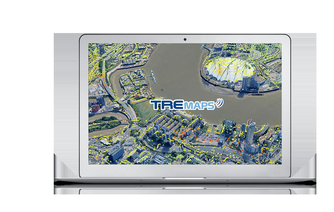 TREmaps