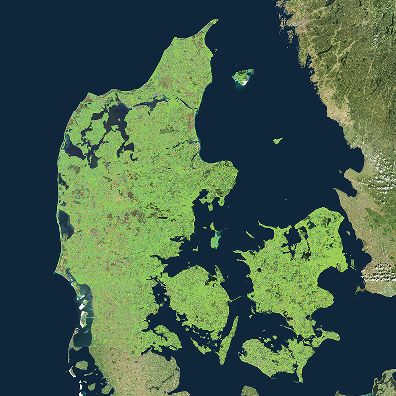 Wide area monitoring - DENMARK